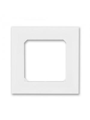 Рамка Levit білий/білий 1-на