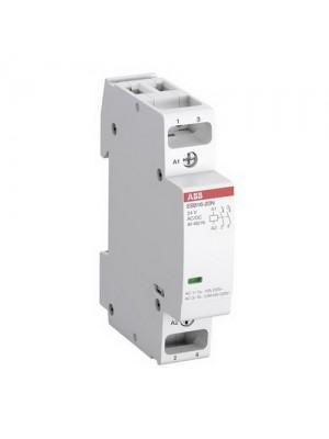 Контактор модульний ABB 2p 16А 230В AC/DC ESB16-20N-06