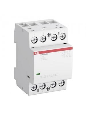 Контактор модульний ABB 2p 40А 230В AC/DC ESB40-20N-06