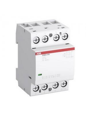 Контактор модульний ABB 4p 4p 63А 230В AC/DC ESB63-40N-06