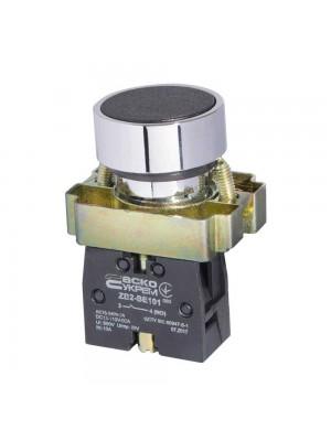 Кнопка АСКО XB2-BA21 Старт (чорна)
