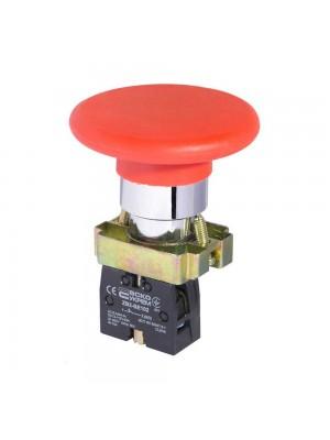 Кнопка АСКО XB2-BR42 Стоп