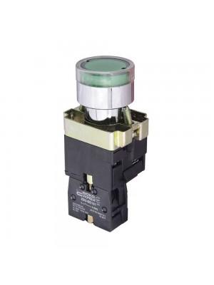 Кнопка АСКО XB2-BW3371 (зелена)