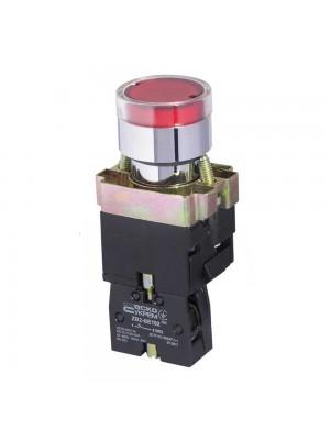 Кнопка АСКО XB2-BW3471 (червона)