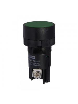 Кнопка АСКО XB2-EA135 Старт (зелена)