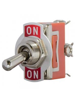 Тумблер АСКО 3 контакти ( I-II ) 1121