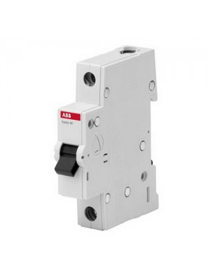 Автоматичний вимикач ABB basic M 1P C16