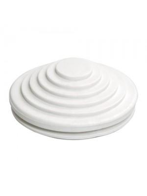 Сальник IEK резиновий 20мм білий