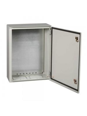 Бокс монтажний IEK ЩМП-3-2 PRO (650х500х220) з панеллю IP54