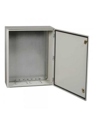 Бокс монтажний IEK ЩМП-4-2 PRO (800х650х250) з панеллю IP54