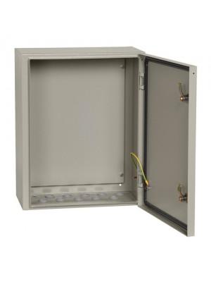 Бокс монтажний IEK ЩМП-2-0 (500х400х220) з панеллю IP54