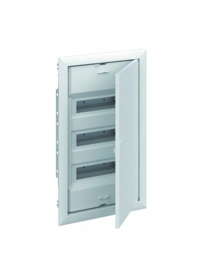 Бокс пластиковий ABB UK636E3 на 36 модулів внутрішній з металічними дверками