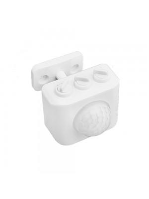 Датчик руху Violux VS02 10м 120/360 білий IP20