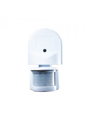 Датчик руху Vito MS02 12м 180 білий IP44