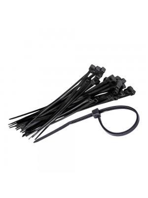 Хомут кабельний АСКО 150х3 чорний