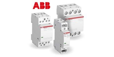 Модульні контактори ABB