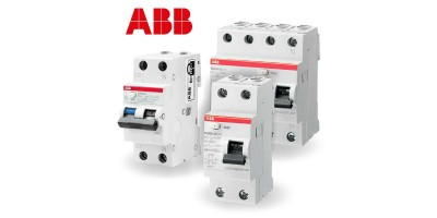 Пристрої диференційного захисту АББ