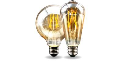Лампи декоративні