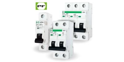 Автоматичні вимикачі Промфактор