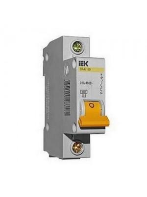Автоматичний вимикач ВА 47-29M 1Р 16А ІЕК