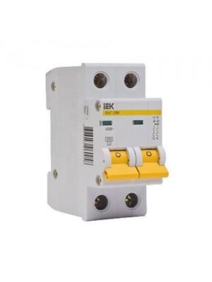 Автоматичний вимикач ВА 47-29M 2Р 40А ІЕК