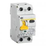 Диференційний автомат IEK АВДТ32 25А30мА тип А (MAD22-5-025-C-30)