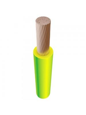 Провід ПВ-3 0,75 жовто-зелений H05V-K LAPP