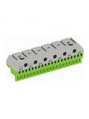 Блок PE-клем 20x1,5-4мм + 6x25мм 41Z82 АББ