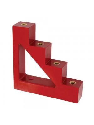 Ізолятор-тримач ступінчатий ИС30 (M8) IEK