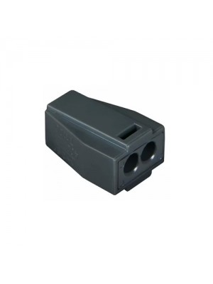 Клема швидкого монтажу 2x2,5 мм² АСN-102 ACKO
