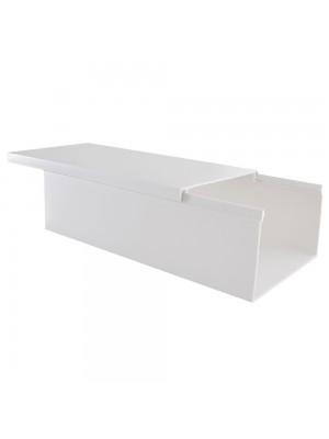 Короб пластиковий АСКО 100x60x2000