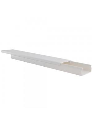 Короб пластиковий АСКО  25x16x2000
