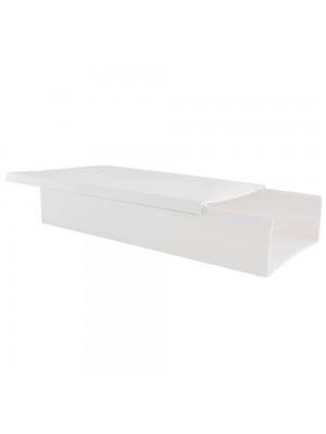 Короб пластиковий АСКО  60x40x2000