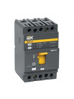 Автоматичний вимикач IEK ВА 88-32 3P  63A 25kA