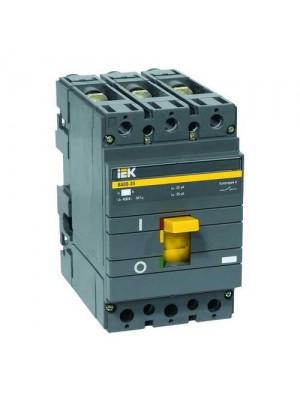 Автоматичний вимикач IEK ВА 88-35 3P 100A 35kA