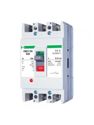 Автоматичний вимикач Промфактор FMC1/3U 63А