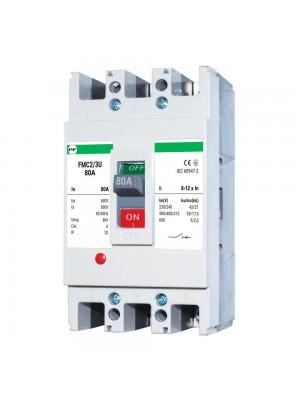 Автоматичний вимикач Промфактор FMC2/3U  80А