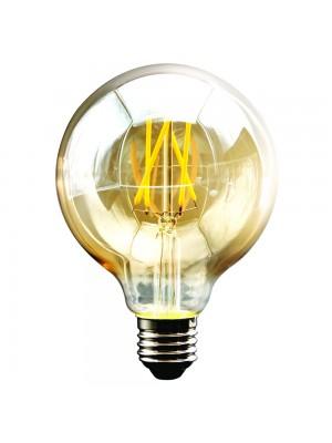 Лампа світлодіодна Ledisone G125 8W E27 2500K VITOONE