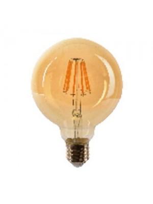 Лампа світлодіодна Ledisone G95 8W E27 2500K під дімер VITOONE