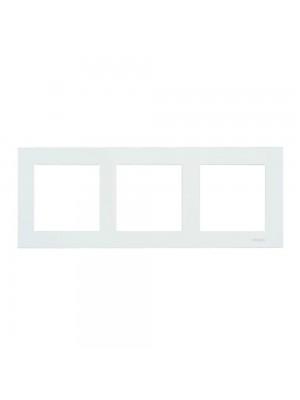 Рамка Nilson Moda біла 3-на