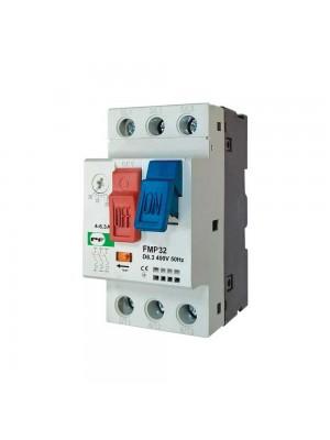 Автомат захисту двигуна Промфактор FMP32  4-6.3А