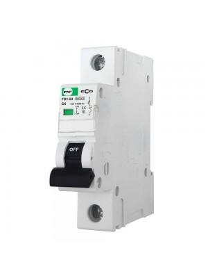 Автоматичний вимикач Промфактор FB1-63 ECO 1Р C6