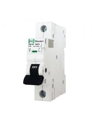 Автоматичний вимикач Промфактор FB2-63 1Р 25А