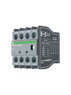 Допоміжний контакт Промфактор 2NO+2NC для FC1-4