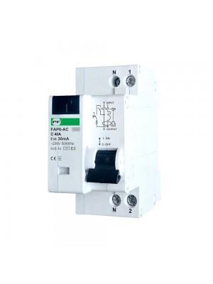 Диференційний автомат Промфактор FAP6-AC C40 30мА