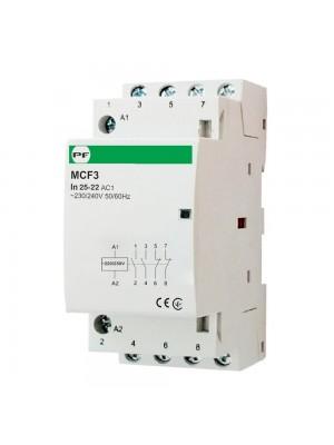 Контактор модульний Промфактор MCF3 25-22 4P