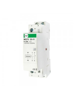Контактор модульний Промфактор MCF3 25-11 2P