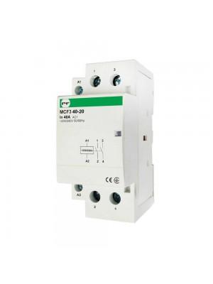 Контактор модульний Промфактор MCF3 40-20 2P