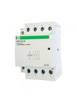 Контактор модульний Промфактор MCF3 63-40 4P