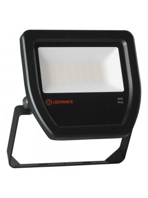 Прожектор LED Ledvance 30W 4000K 3300Lm IP65 чорний